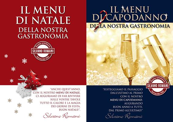 Menu Di Natale Romano.Menu Da Asporto Natale E Capodanno Noi Da Parma